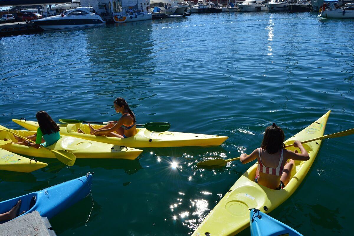 Punalu'u Sailing Club: Summer Camp